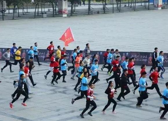 洛阳新年马拉松 || 迎接新年第一跑