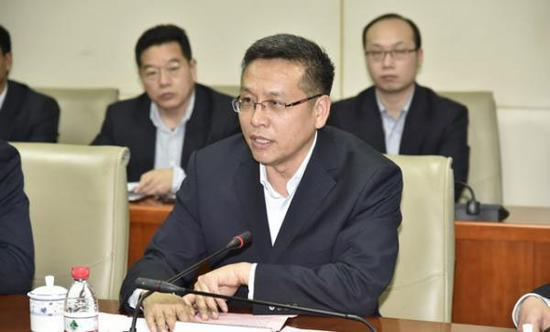 河南国控集团董事长常保良被调查 曾执掌洛阳