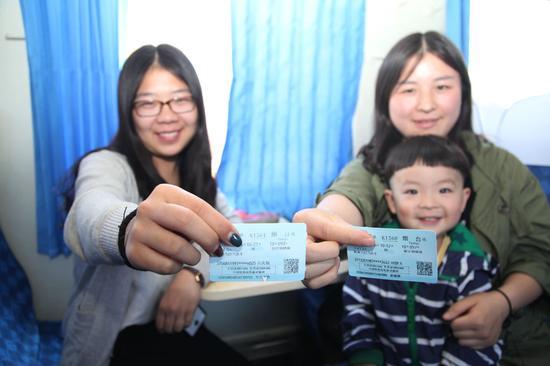 旅客体验K1360次列车