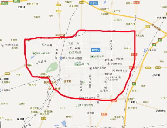 明起河南安阳新乡机动车 单双号限行8天