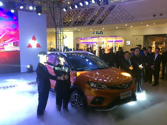 全新东南DX3郑州地区发布 6.79万起售高清图片