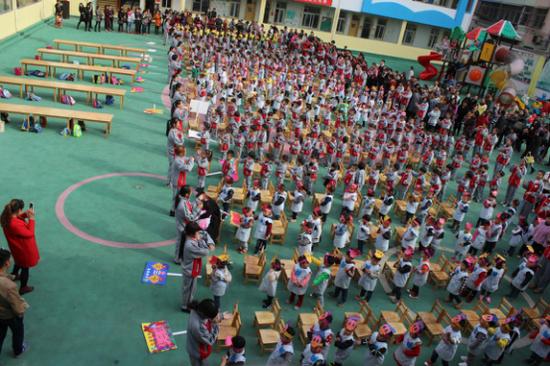 永城市总工会实验幼儿园