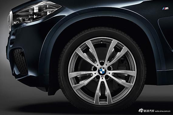 宝马X5 M/X6 M新车上市 售91.8万元起
