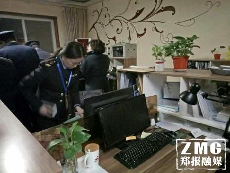 """郑州重拳出击剑指""""3·15晚会""""曝光违法经营企业"""