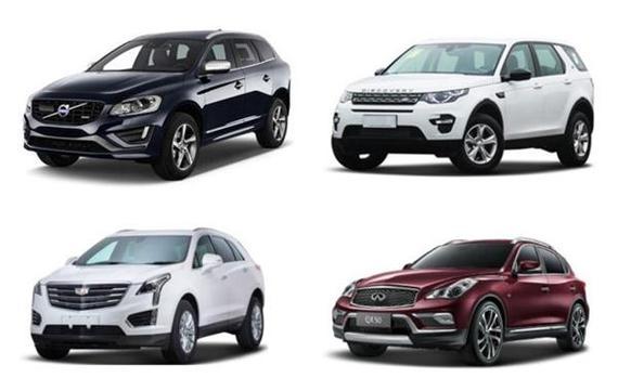 中国二线豪车一季度销量 仅两家未国产