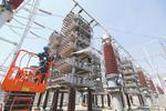 河南最牛特高压电站大体检 世界上电压等级最高
