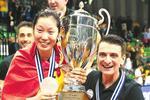 河南姑娘朱婷夺取女排欧冠冠军 荣膺赛事MVP