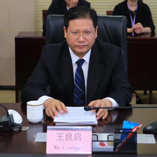 河南省卫生计生委副主任王良启