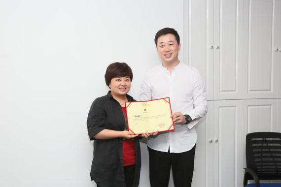 高丽娜:河南经济广播FM1032《创业者说》 主持人