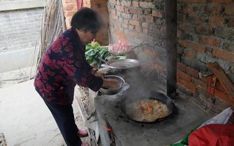 河南农村这道菜最常见 不回家尝不到
