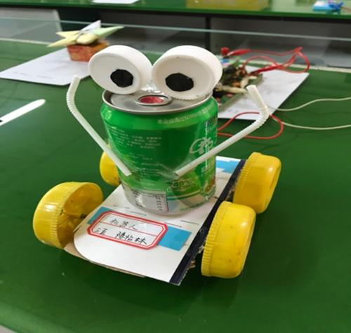 十一小科技小制作作品展示-学生作品-驻马店市第十一图片
