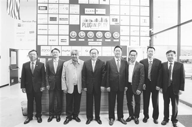 郑州赴美、加寻合作取得硕果 国际郑朋友圈越来越大