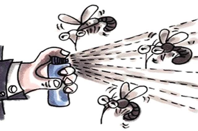 即日起郑州每月2次集中消杀蚊蝇 重点单位要基本无蝇