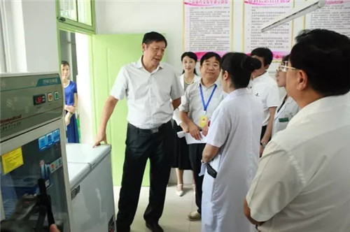 河南省妇幼保健院妇科检查