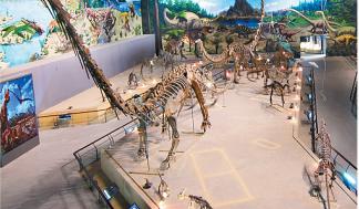 世界第九大奇迹恐龙遗迹园