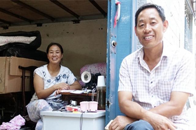 夫妻俩弹棉花12年 旺季日挣千元在郑买房安家