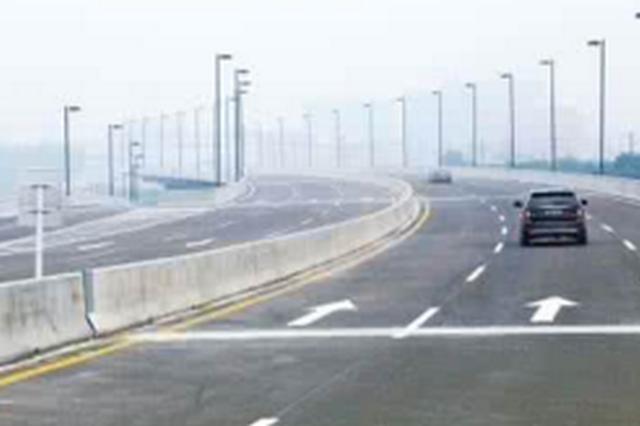 郑州京广快速路南延地面道路全线通车