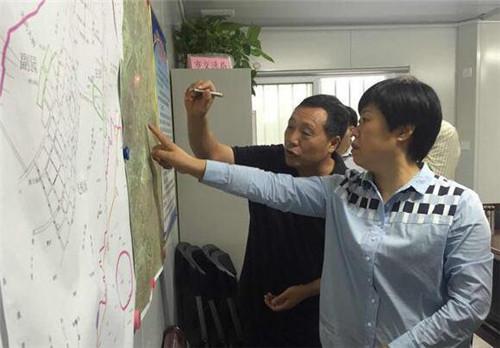 南阳副市长刘庆芳就月季公园建设推进情况|新闻动态-南阳天润月季有限公司