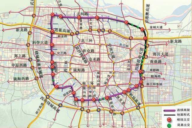 G107东移改建线官渡跨黄河大桥计划2019年11月底竣工