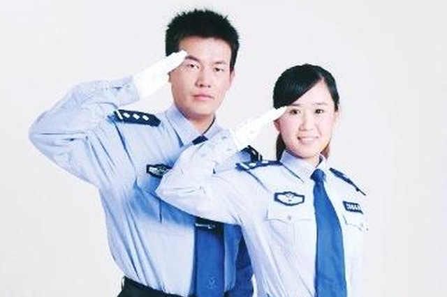 民警夫妻分居河南两地 300多张火车票见证他们的坚守