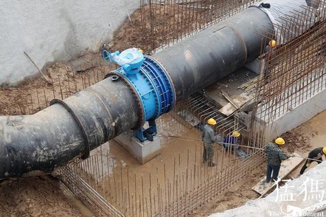 郑州这一区域要停水48小时 赶快储水吧