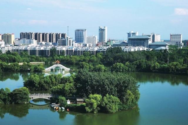 固始县上榜国家园林县城