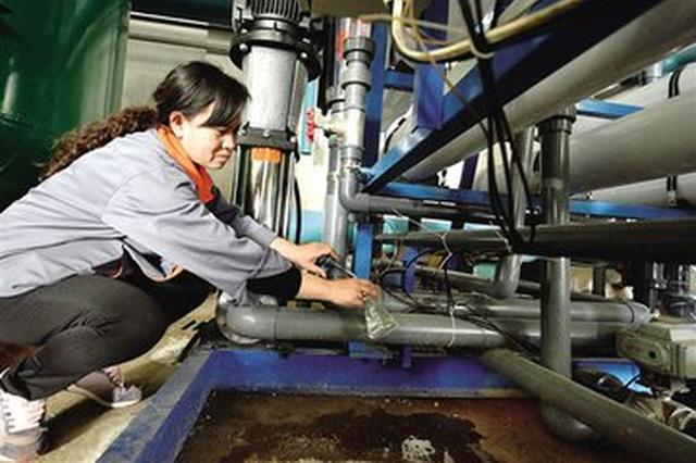 洛阳主管道开始注水具备供热条件 有问题可致电咨询