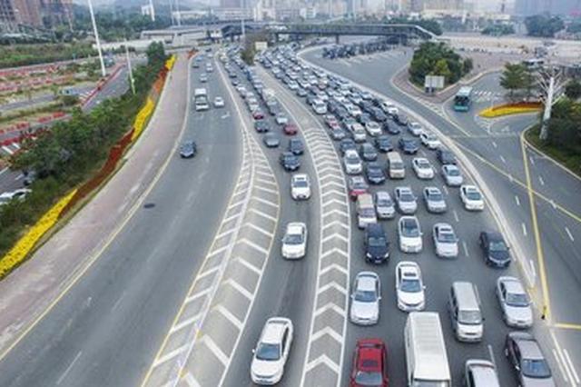 河南高速交警提醒:冷空气将至当心高速路变溜冰场