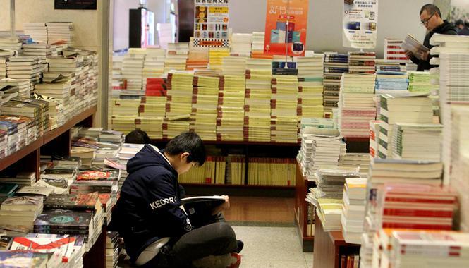 去年郑州人均买书花了106元!图书销量全国排名第13