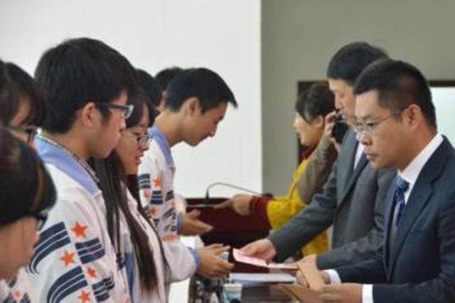 报名啦!河南启动贫困初中生免费读高中助学活动
