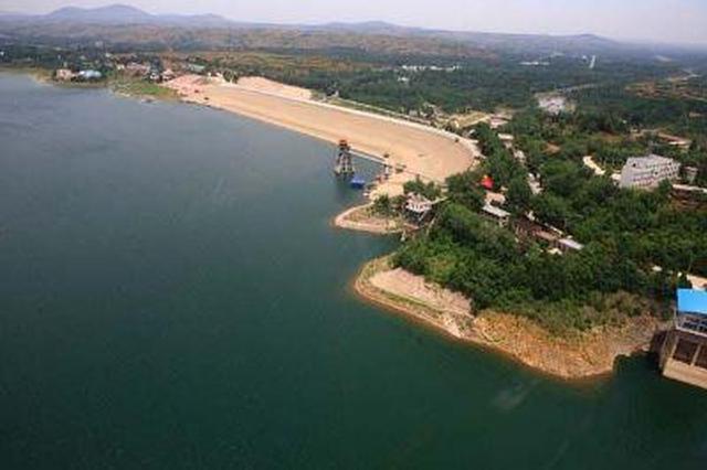 2020年郑州人将喝上洛阳水 陆浑水库优质水引入郑州