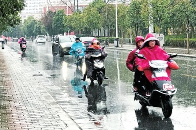 河南春雨过后气温跌至3℃ 周三起回升周末达到25℃