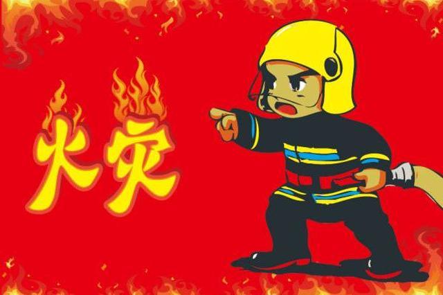 郑州一男子无证焊接物品引发明火被拘留
