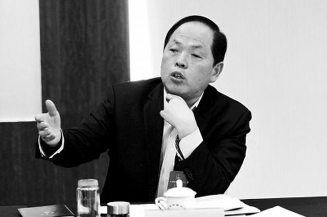 三门峡市长安伟谈转型:建议将陕州义马列为资源枯竭城市