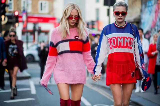 运动装也可以穿出高级感?撑起半个巴黎时装周的当然是运动装