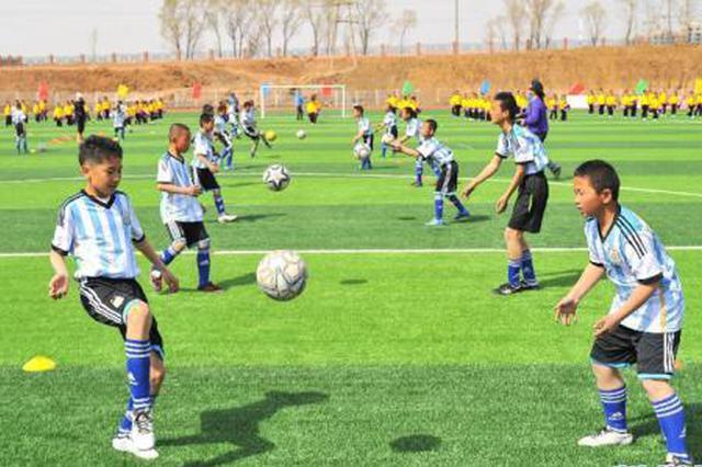 今年郑州计划培养200名校园足球教练