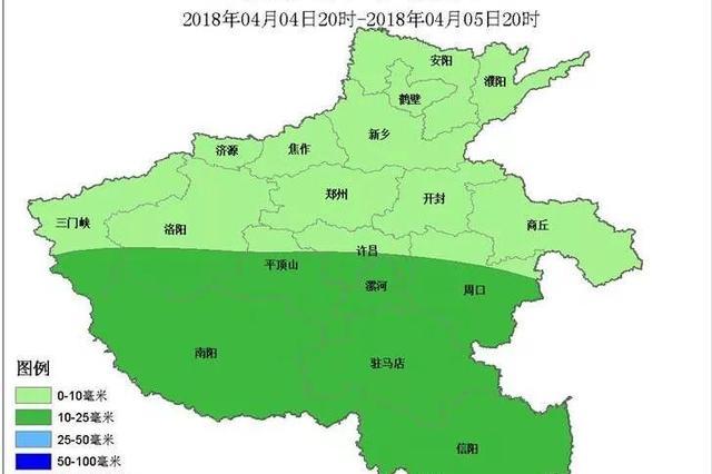 本周郑州天气前阴后晴 周三或有小雨