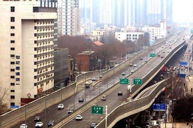 郑州市跻身2017年度全国十大拥堵缓解城市