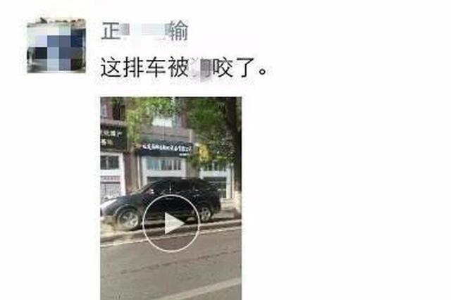 洛阳男子泄私愤 朋友圈辱骂交警被拘留
