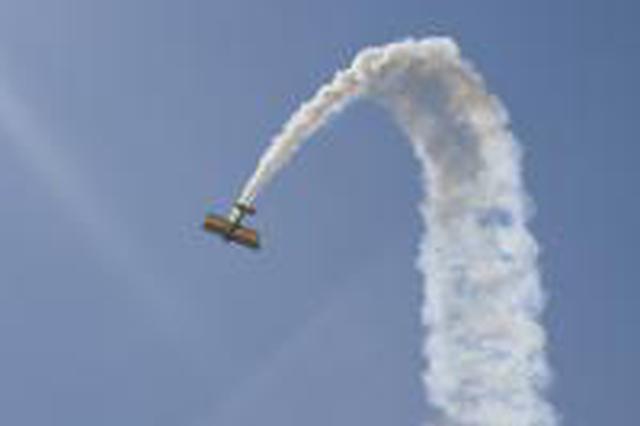 上街机场一特技飞机试飞中坠落 1人死亡