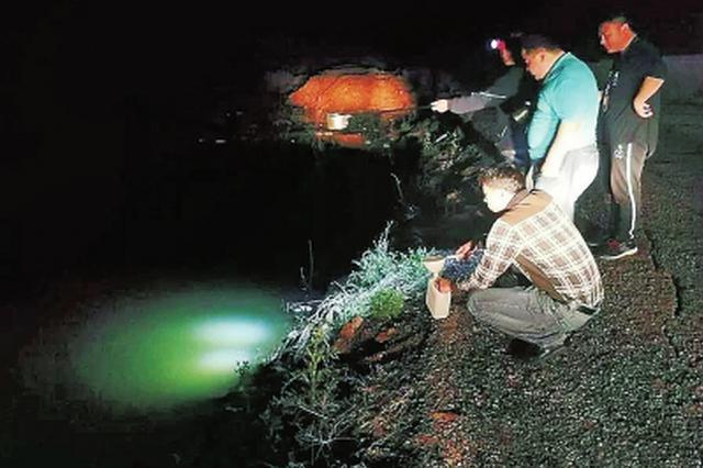 三门峡环保局突击夜查16家涉水企业 发现这些问题