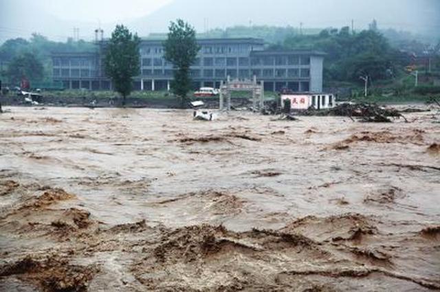 河南已进入汛期 今年黄河海河流域易出现极端天气