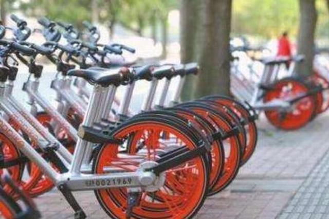河南共享单车用户达4834万人 高于全国平均水平