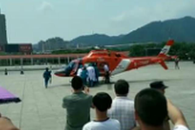 河南西峡县一钢厂发生安全事故 已致15人受伤