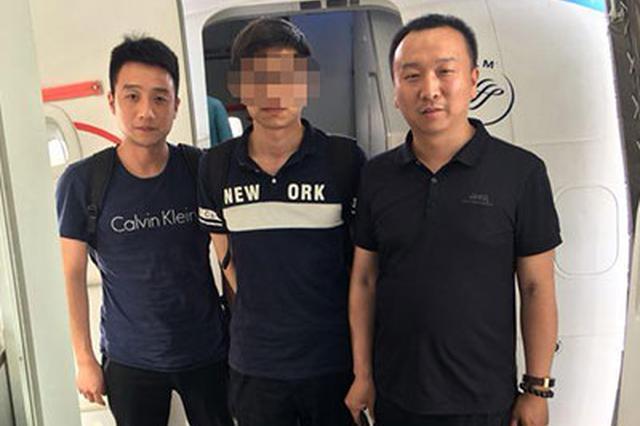 郑州两男子模仿签名诈骗公司钱财100多万被刑拘