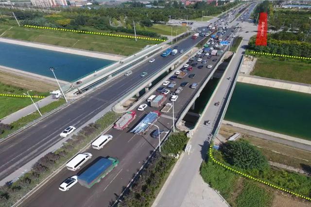 注意!郑州西四环这段道路施工将断行473天