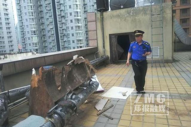 郑州:楼下酒店噪音扰民 楼上住户苦不堪言