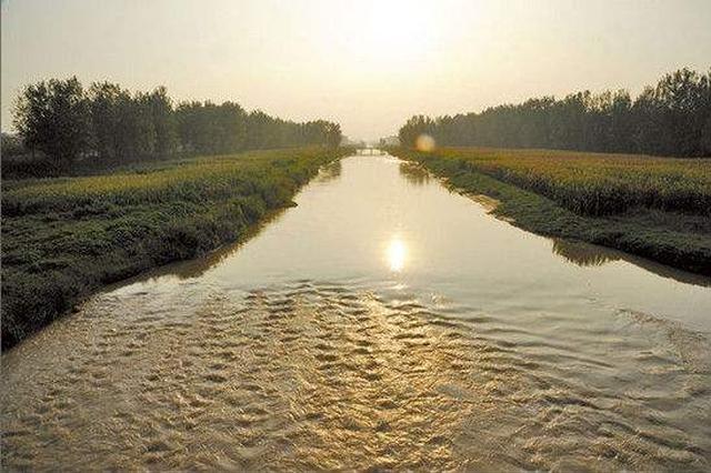 贾鲁河综合治理工程 新建各项目进展顺利