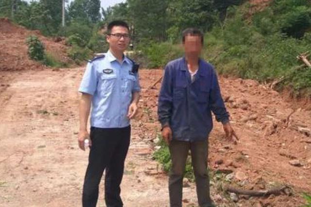 淅川工地接连发生盗窃案 民警迅速出击锁定嫌犯