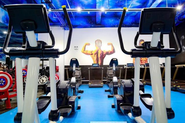 夏天也要大胆露肉!郑州这家健身房负责拯救你的身材!!!